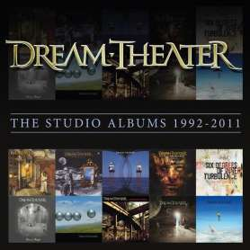 DREAM THEATER - The Studio...