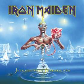 IRON MAIDEN - Seventh son of a seventh son - Cd