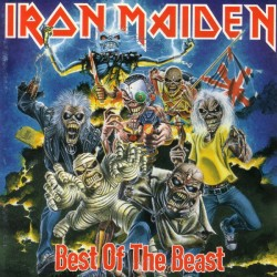 IRON MAIDEN - Best of the...