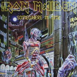 IRON MAIDEN - Somewhere In...