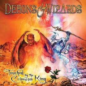 DEMONS AND WIZARD - Touched...