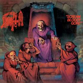 DEATH - Scream bloody gore...