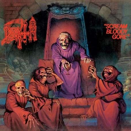 DEATH - Scream bloody gore - CD