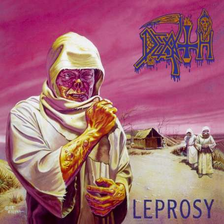 DEATH - Leprosy - CD
