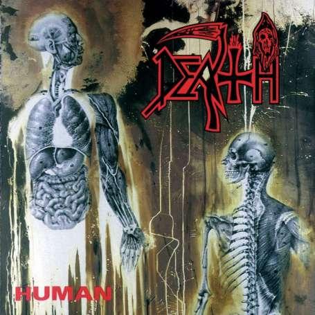 DEATH - Human - CD