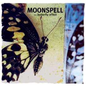 MOONSPELL - The buterfly effect