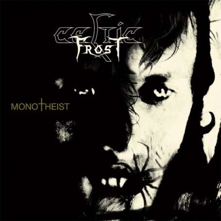 CELTIC FROST - Monotheist - Cd