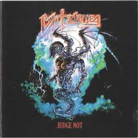 BLITZKRIEG - judge not ! - Cd