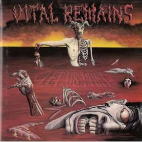VITAL REMAINS - Let us pray - Cd