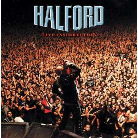 HALFORD Live resurrection