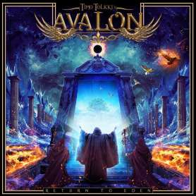 TIMO TOLKKI AVALON - Return...