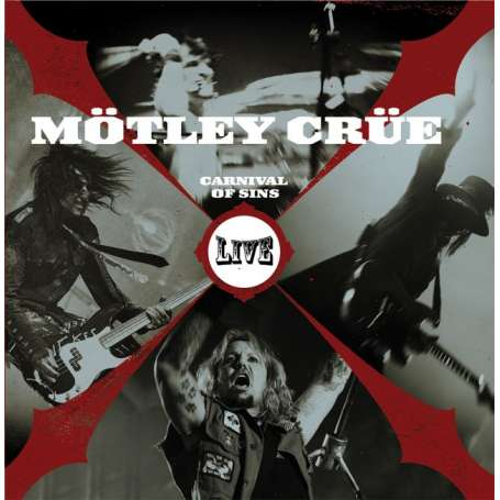 MOTLEY CRUE - Carnival of sins - 2 Cd