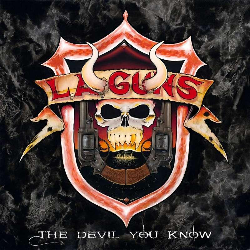 L.A. GUNS - The devil you know - Cd
