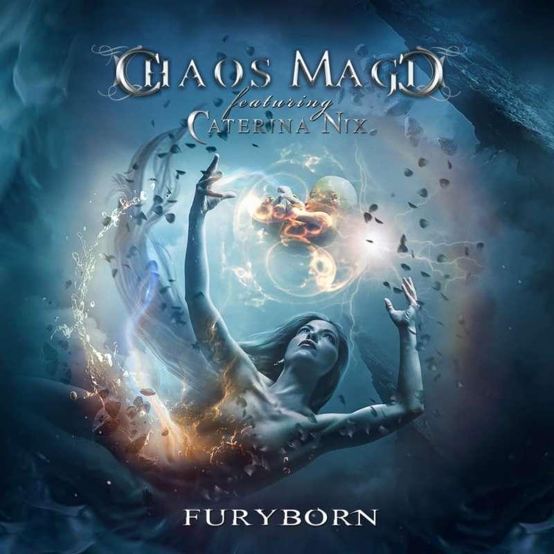 CHAOS MAGIC - Furyborn - Cd
