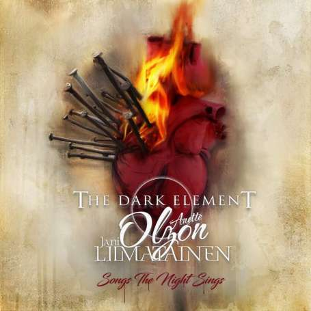 THE DARK ELEMENT - Song the Night Sings - Cd
