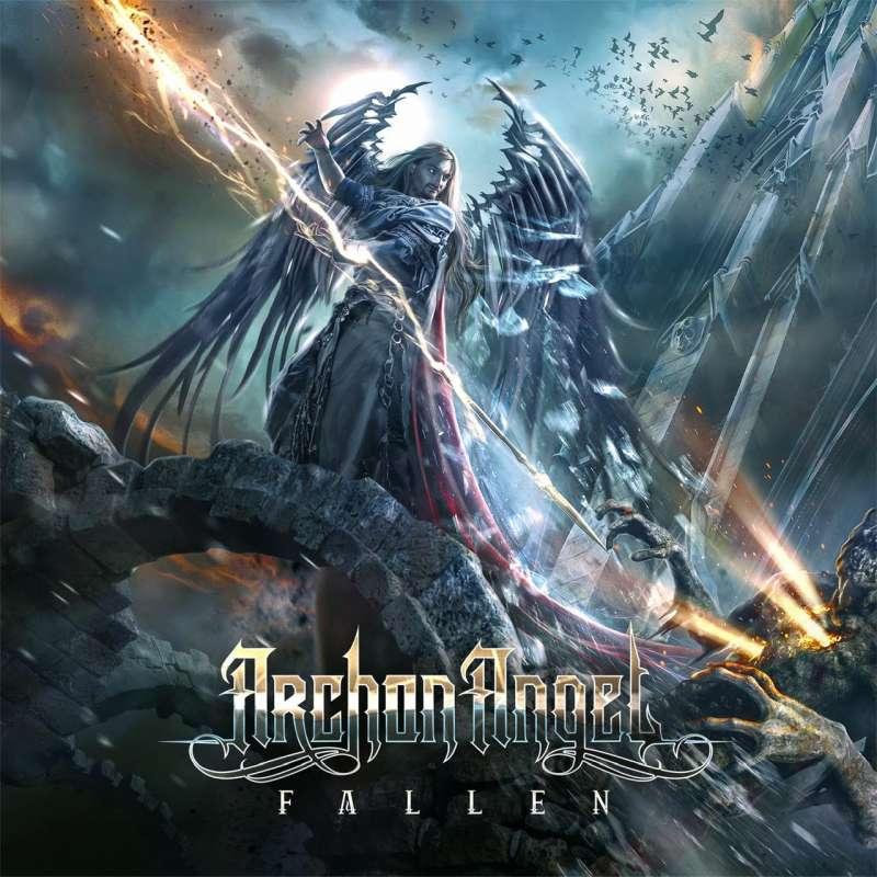 ARCHON ANGEL - FALLEN - Cd