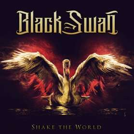 BLACK SWAN - Shake the world  - Cd