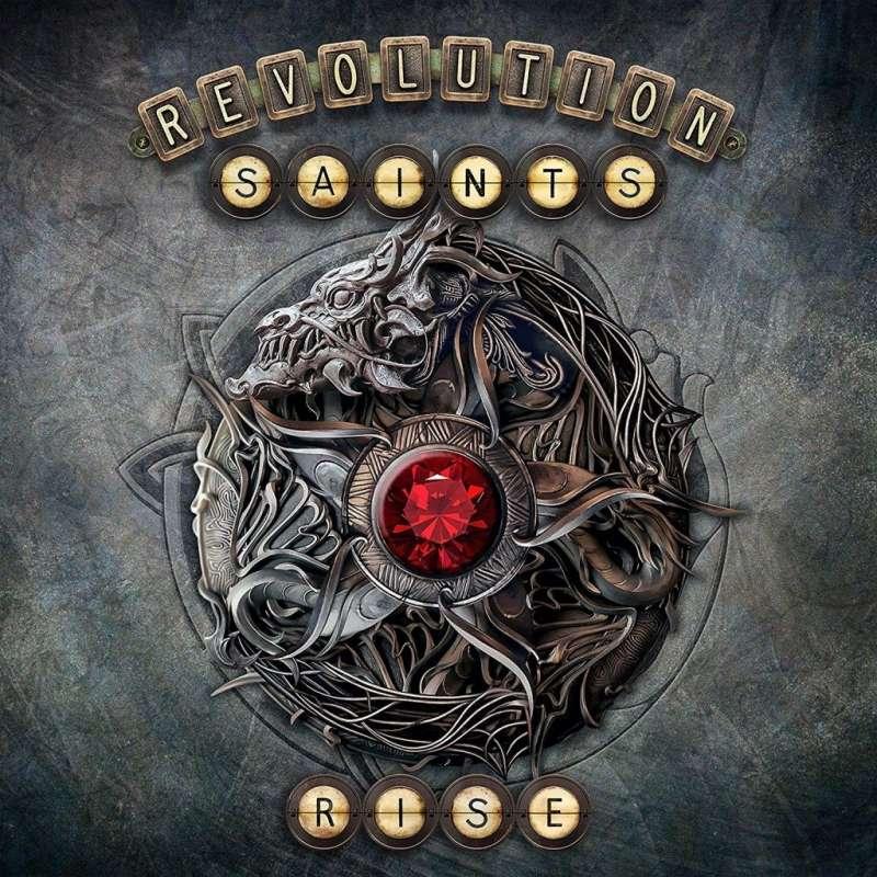 REVOLUTION SAINTS - Rise - Cd