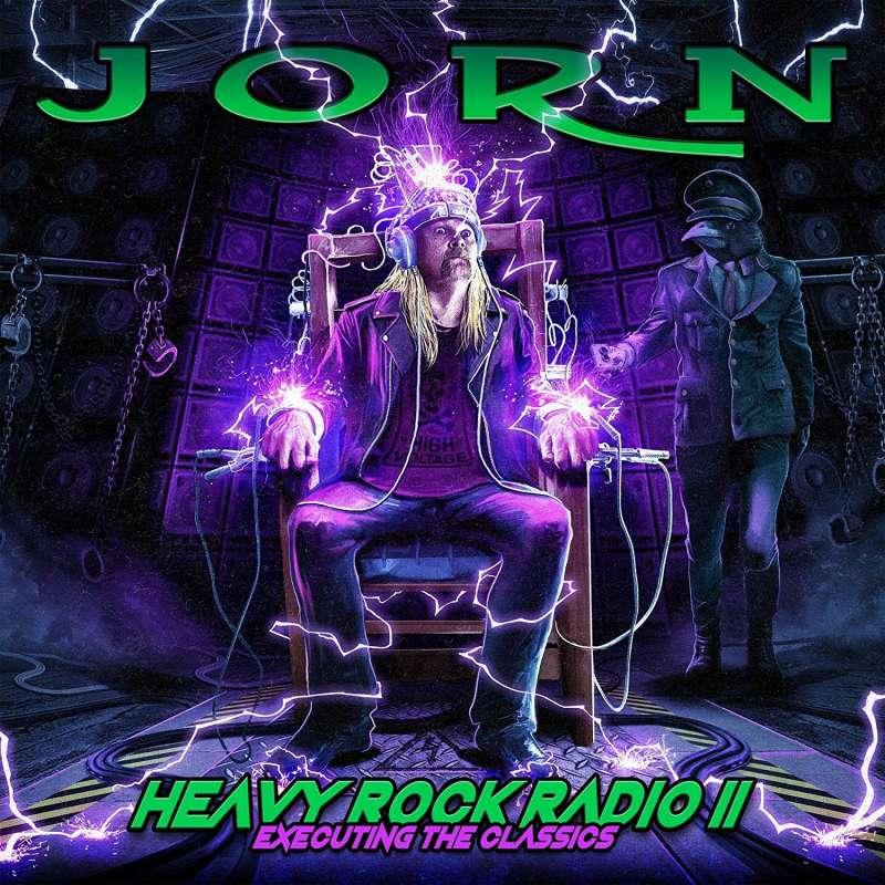 JORN - Heavy Rock Radio II - Executing The Classics - Cd