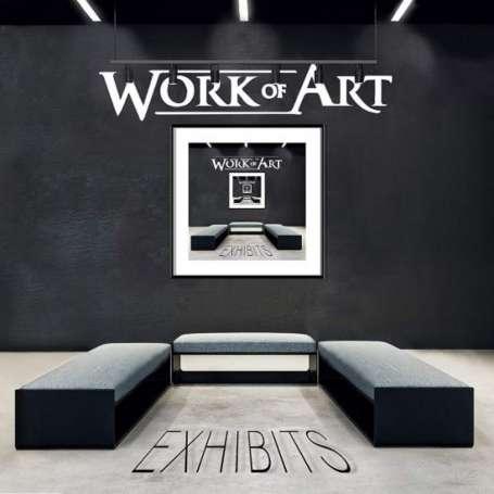 WORK OF ART - EXHIBITS - Cd