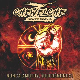 Chewelche - Nunca Amutuy, Quedemonos! - Cd