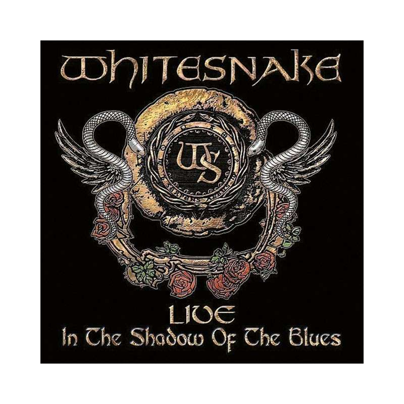 WHITESNAKE - Live in the shadow in the blues