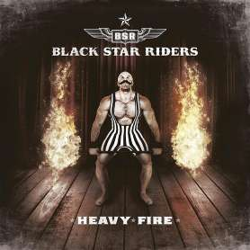 BLACK STAR RIDES - Heavy...