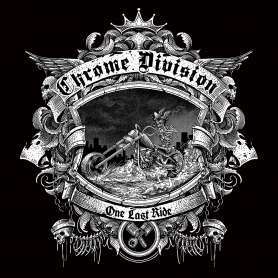 CHRONE DIVISION - One last ride - Cd