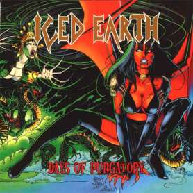 ICED EARTH - Days of...