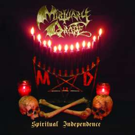MORTUARY DRAPE - Spiritual Independence - Cd Digipack