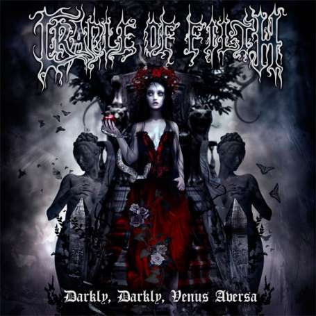 CRADLE OF FILTH Darkly, darkly, Venus aversa