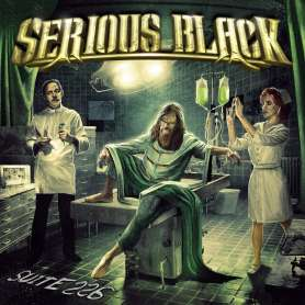 SERIOUS BLACK - Suite 226 - CD