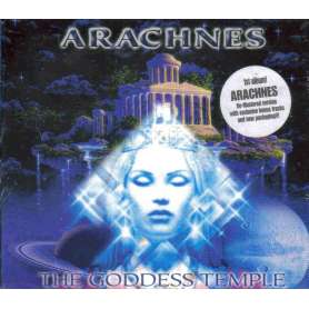 ARACHNES - The goddess temple - Cd Digipack