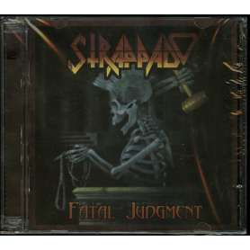STRAPPADO - Fatal Judgment - Cd / DVD