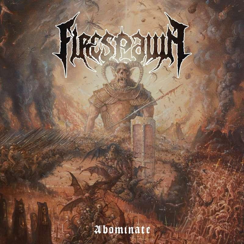 FIRESPAWN - Abominate - Cd