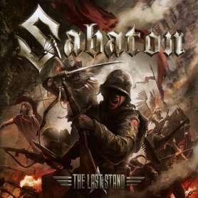 SABATON - The last stand - Cd