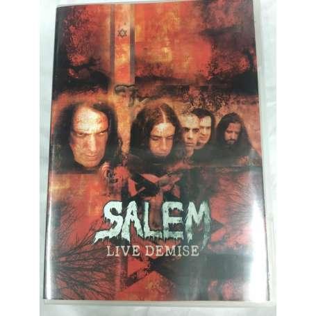 SALEM - Live Demise - DVD