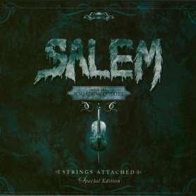 SALEM - Strings Attached - Cd Slipcase