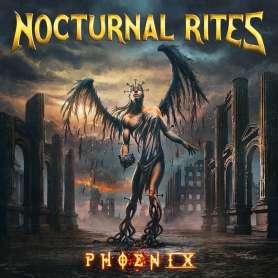 NOCTURNAL RITES - Phoenix - Cd