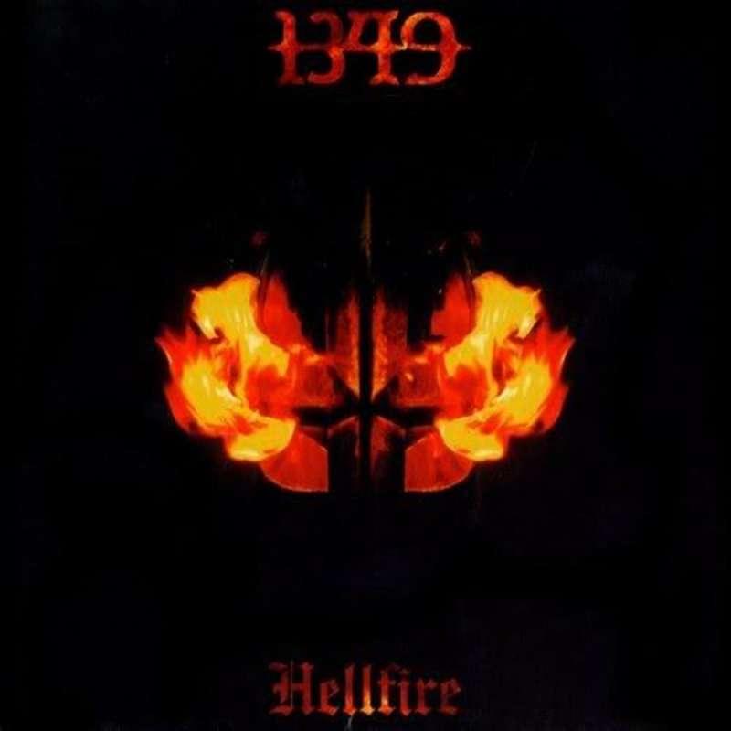 1349 - Hellfire - Cd