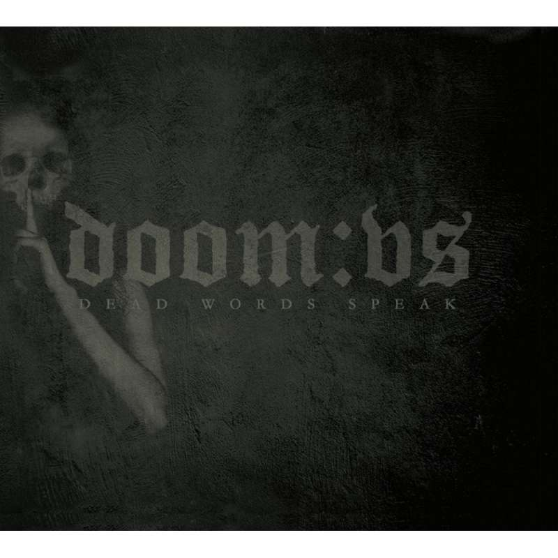 DOOM:VS - Dead Words Speak - Cd Slipcase