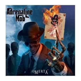ADRENALINE MOB - Omerta - Cd