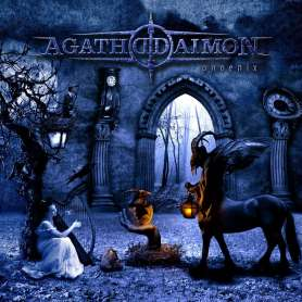 AGATHODAIMON - Phoenix - Cd
