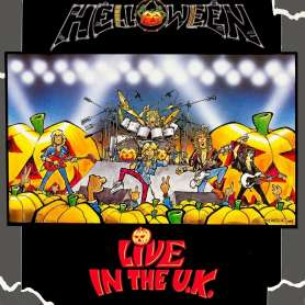 HELLOWEEN - Live in the...