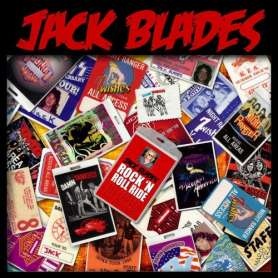 JACK BLADES - Rock'n roll ride