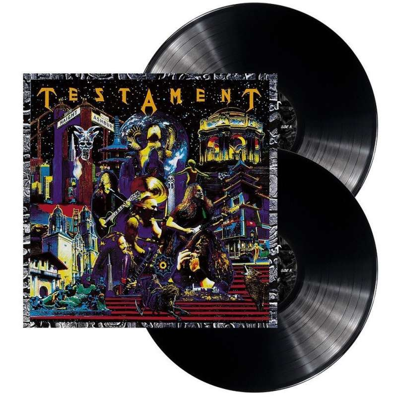 TESTAMENT - Live at the Fillmore - Vinilo