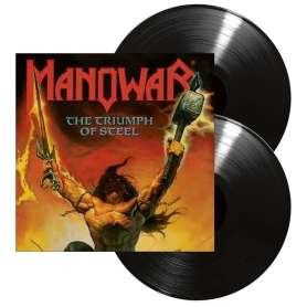 MANOWAR - The Triumph of...