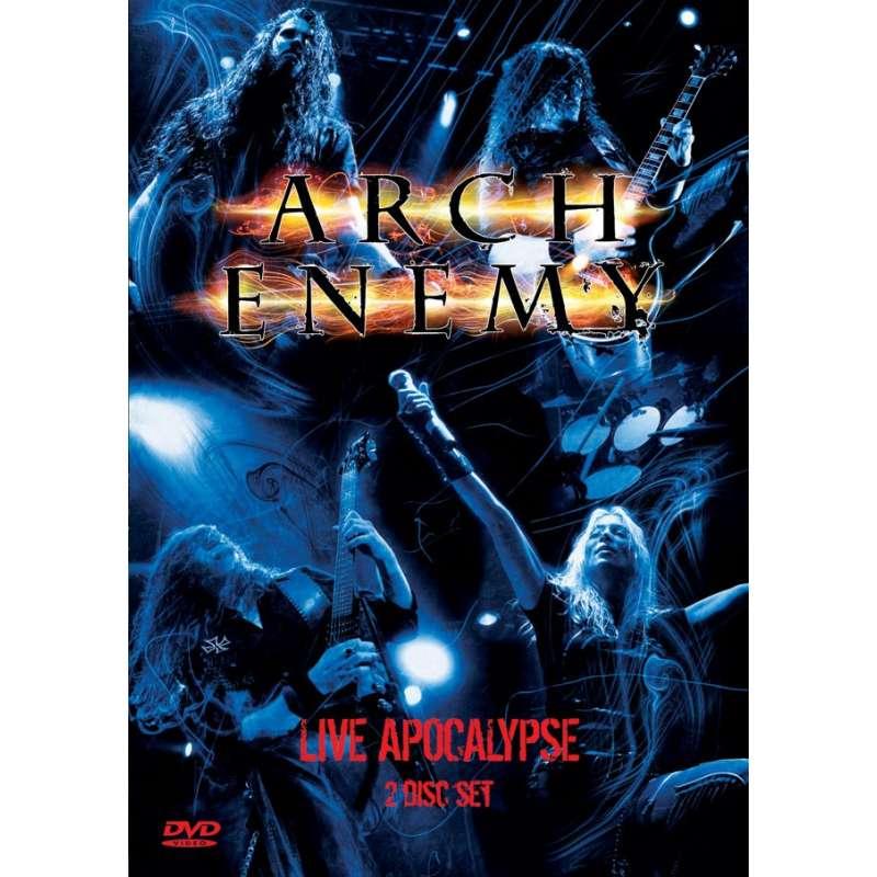 ARCH ENEMY Live apocalypse