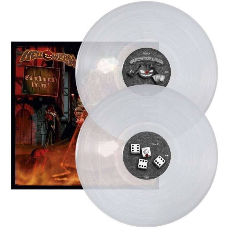 HELLOWEEN - Gambling with the Devil - 2 Vinilo