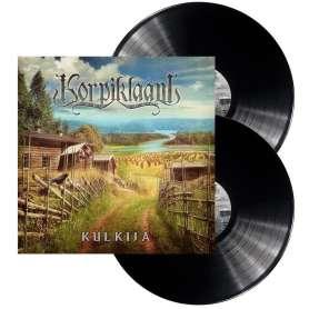 korpiklaani - Kulkija - 2 Vinilo
